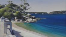 A View to The Heads from Balmoral Beach