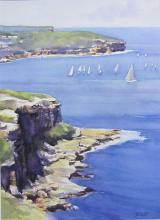 Across the Waters - Dobroyd Head, Sydney