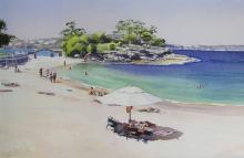 Afternoon Bathers - Balmoral Sydney