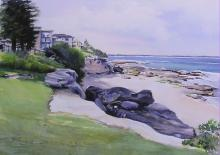 Along The Esplanade - Cronulla