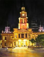 Ambience and Luminescence - Sydney Town Hall