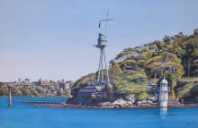 Bradley's Head - Sydney Harbour
