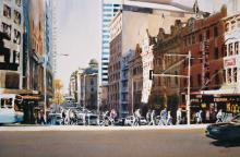 Bridge Street Shuffle - Sydney