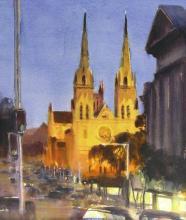Cathederal Light - Sydney