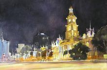 City Nocturne - Sydney