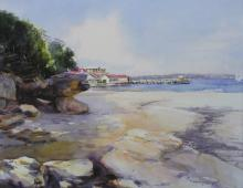 Clifton Gardens Beach - Sydney Harbour