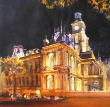 Illumination - Sydney Town Hall