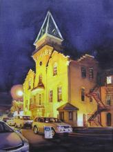 Night Scene - Hickson Rd Sydney