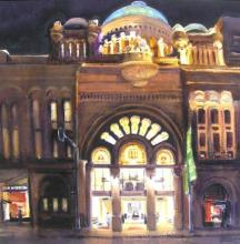 QVB By Night - Sydney