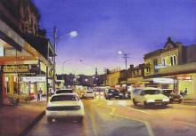 Saturday Night - Darling Street Balmain