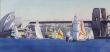 Symphony of Sails - Sydney Harbour