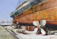 The Sea Awaits - The John Oxley - Sydney