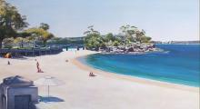 Under a Summer Sky - Balmoral Beach